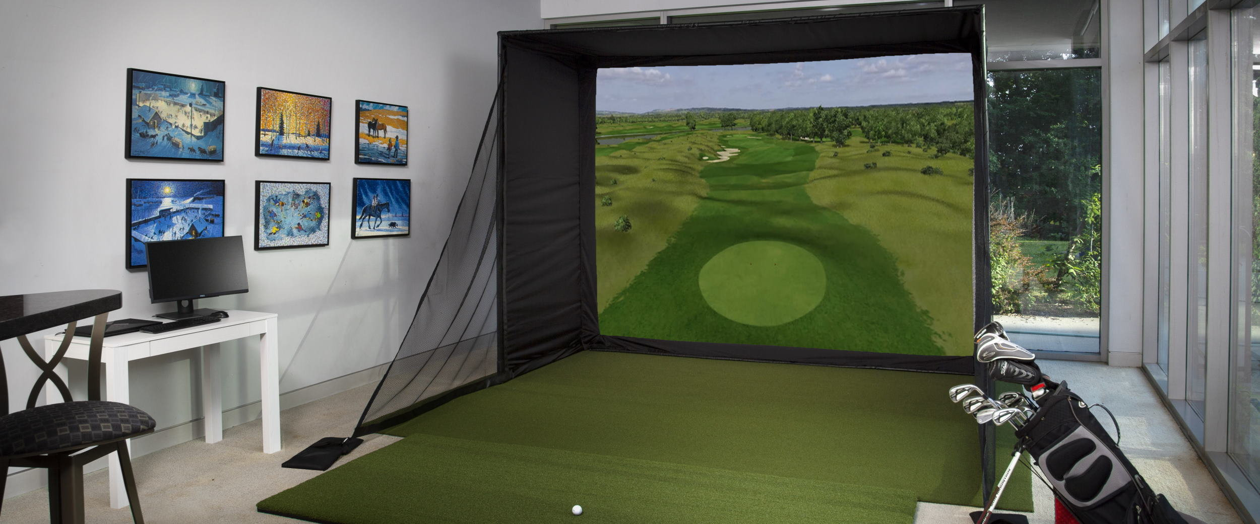 Build Your Own Golf Simulator