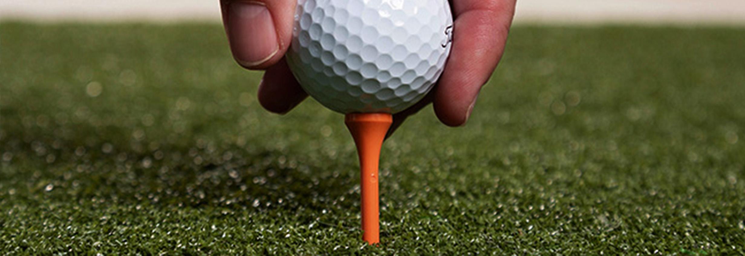Golf Hitting Mats
