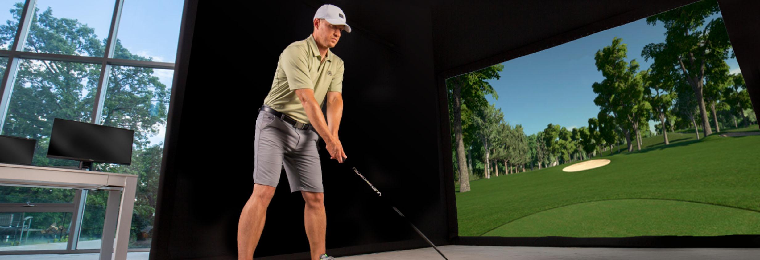 Golf Enclosures and Screens