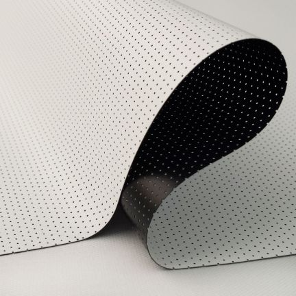 Nano Acoustic FlexiWhite Projector Screen Material