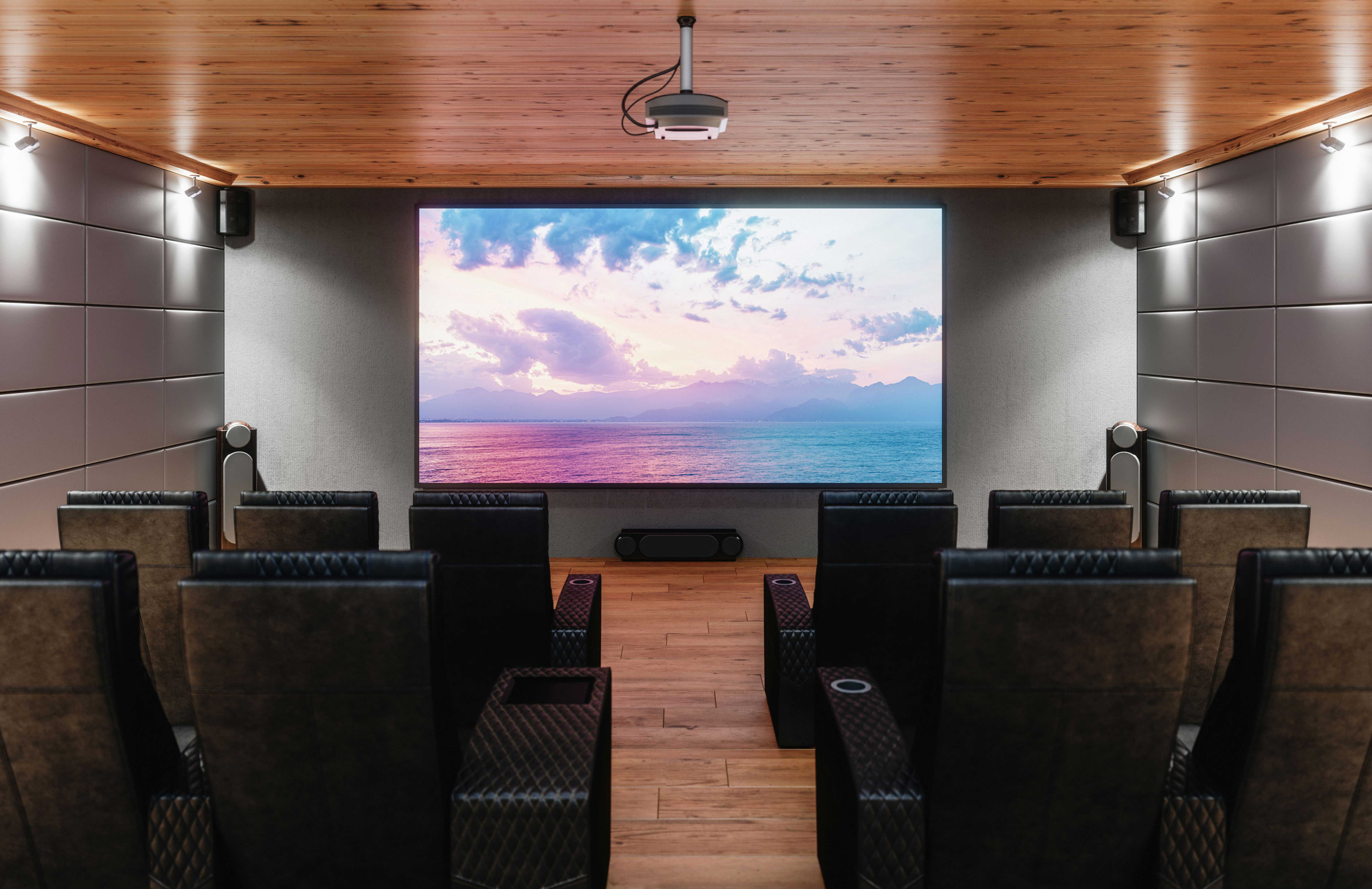 VIDEO: Life of Bliss – Projector Screen Color Comparison