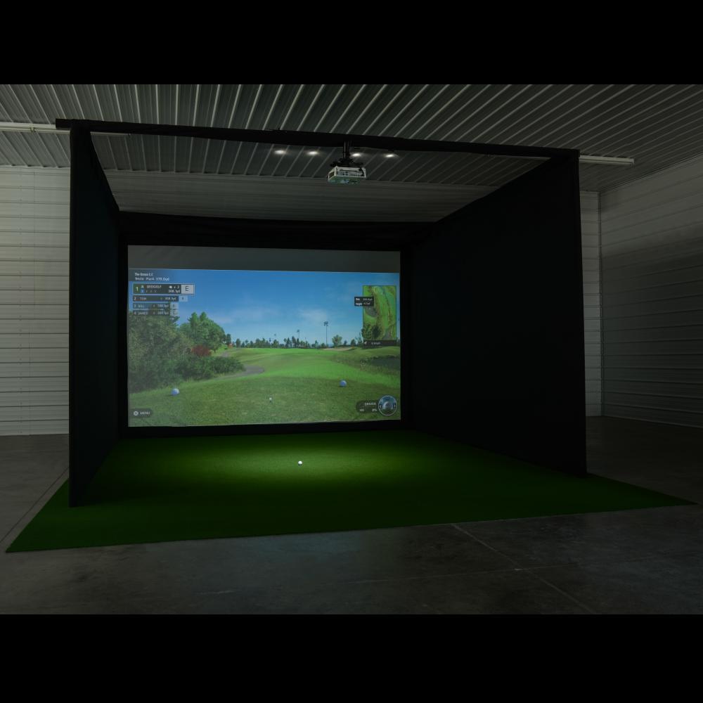 Pro Golf Enclosure