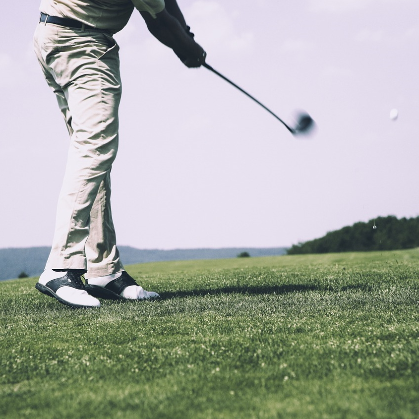 golf simulator will help you level up