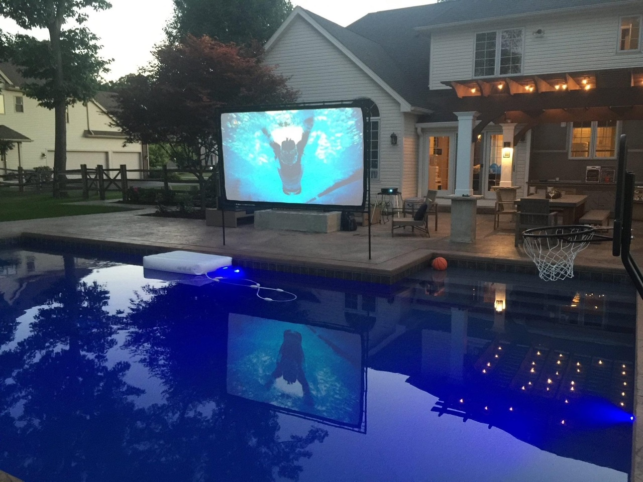 Planning Ahead for your Backyard Theater