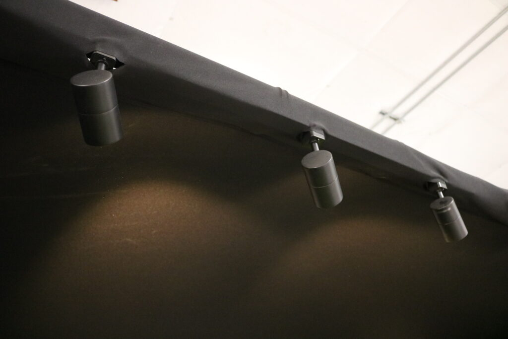 Adding Track-Lighting to your Golf Enclosure