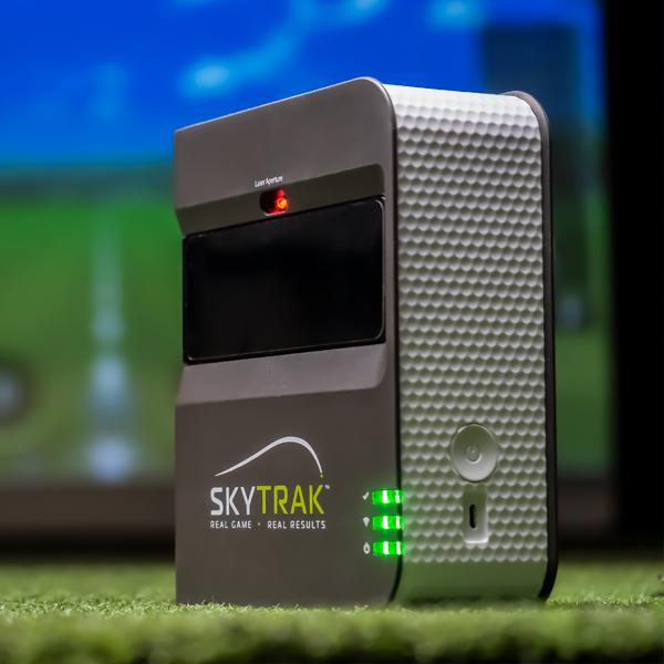 SKYTRAK Golf Simulator Unboxing