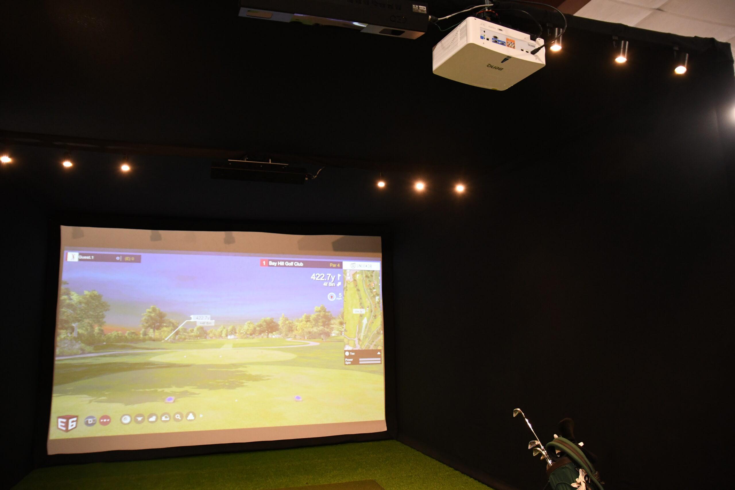 Top Golf Simulator Projectors for 2021