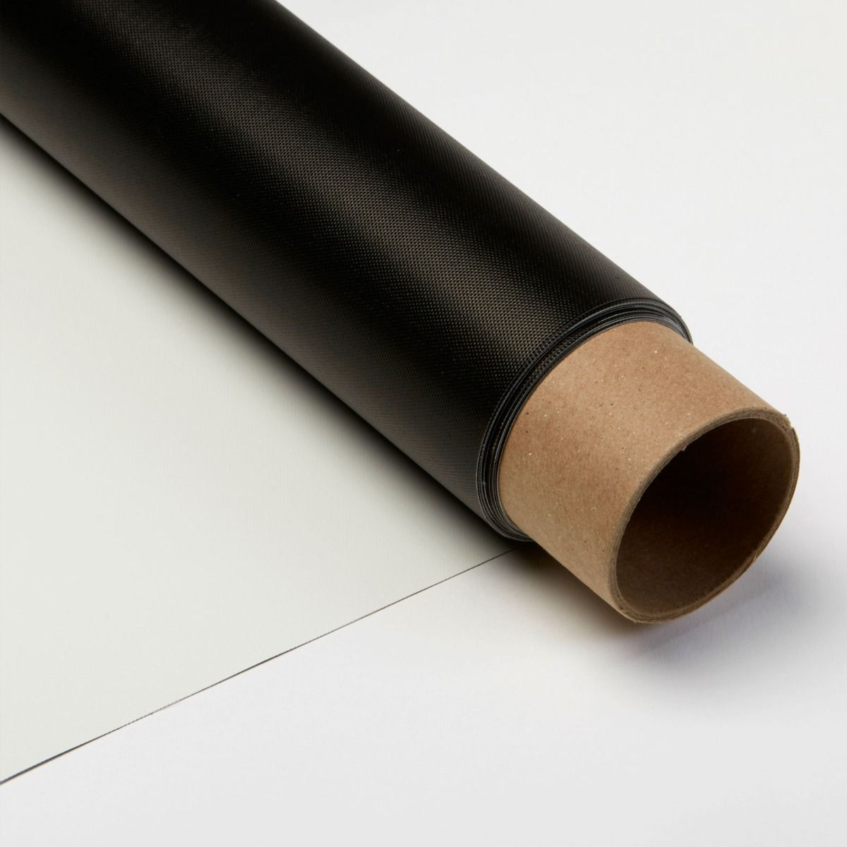ProWhite Screen Material Shipping in a Tube