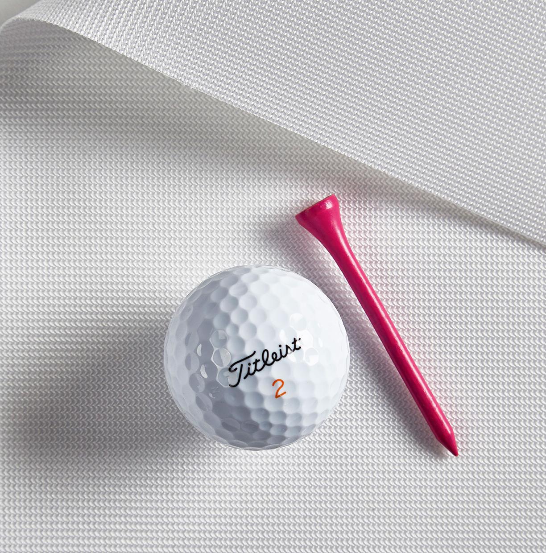 Preferred Golf Impact Material